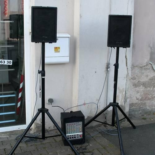 Musikanlage Partyanlage Discoset